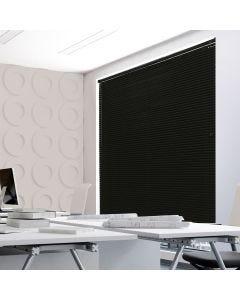 Persiana 1,40x1,30m em PVC para Quarto e Sala Evolux - Preto