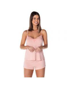 Pijama Curto Viscolycra Camila Moretti