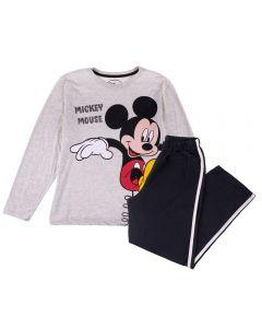 Pijama de 12 a 16 Anos Mickey Mouse Disney Mescla