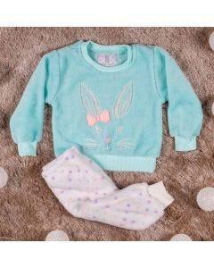 Pijama Feminino Coelho Yoyo Baby