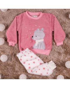 Pijama Feminino Urso Yoyo Baby