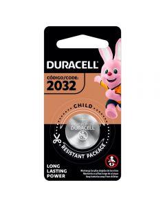 Pilha Moeda De Lítio 3V Duracell - DL/CR 2032