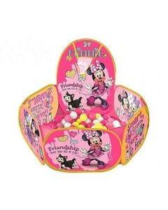 Piscina de Bolinha com Cesto Zippy Toys - Minnie