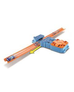 Pista Hot Wheels Conjunto de Acelerador Mattel - GBN81 - Laranja