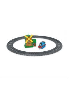 Pista Thomas no Moinho de Vento Mattel - GFF09 - Azul