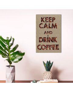 Placa Decorativa Havan - Coffee