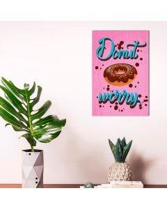Placa Decorativa Havan - Donut