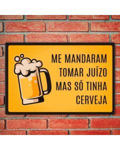 Placa Decorativa Havan - Cerveja