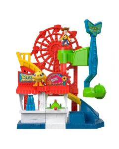 Playset Parque Divertido Toy Story 4 Imaginext Mattel - GBG66