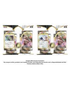 Pokémon Blister Quádruplo Ee2 Copag - 90784