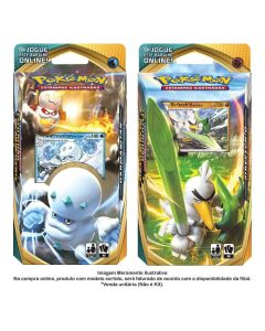 Pokémon Starter Deck De Galar Ee3 Escuridão Incandescente Copag - 89087