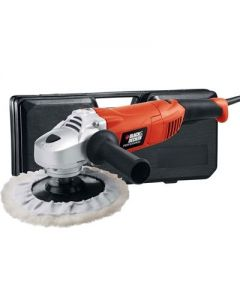 "Politriz 7"" 1300 Watts Maleta WP1500K Black And Decker"
