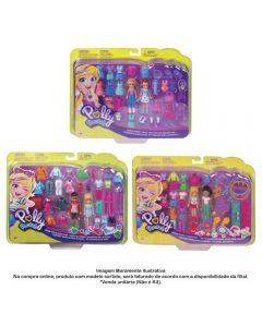 Polly Pocket  Kit Moda Esportiva Mattel - GGJ48