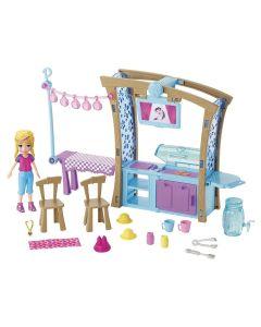 Polly Pocket Churrasco Divertido GDM17 Mattel - Colorido