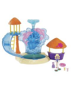 Polly Pocket Parque Aquático dos Golfinhos Mattel - FRY91