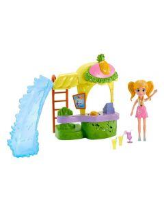 Polly Pocket Parque dos Abacaxis Mattel - GFR00 - Amarelo