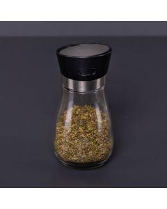 Porta Condimentos de Vidro 130ml Finecasa - Transparente