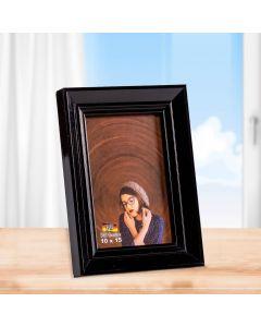 Porta Retrato 10cm x 15cm Buss - Preto