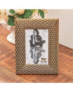 Porta Retrato 10X15cm Bw Quadros - 0006