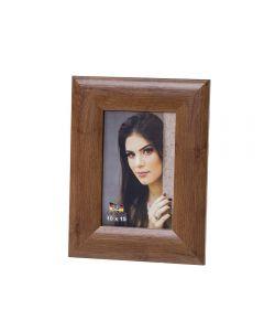 Porta Retrato Bw 10X15cm Bw Quadros - Madeira