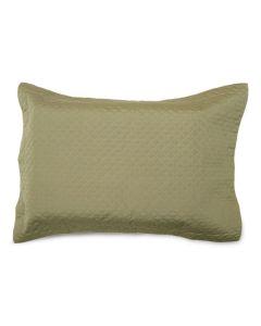 Porta Travesseiro Matelado Avulso Solecasa - Verde Jade