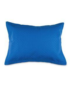 Porta Travesseiro Matelado Avulso Solecasa - Azul Skydiver