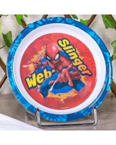 Prato com Borda Personagens Etihome - Spiderman