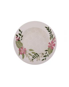 Prato De Sobremesa Biona Floralina 19Cm Oxford - Cerâmica