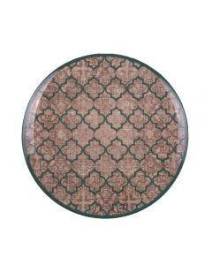 Prato Raso 26Cm Oxford - Unni Linen