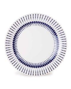 Prato Raso Colb 26Cm Biona - Azul