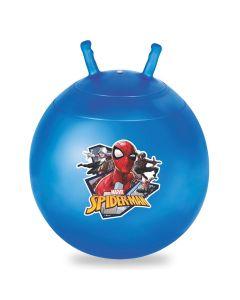 Pula Pula Homem Aranha Líder Brinquedos - Azul