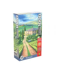 Quebra Cabeça 1000 Peças 3921 Grow - Toscana