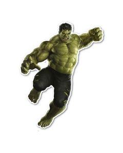Quebra-Cabeça Contorno Hulk 3595 80 Peças Grow - Verde