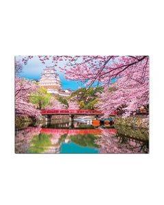 Quebra-Cabeça Cores da Ásia 1000 Peças - 2635 - Colorido