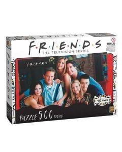 Quebra-Cabeça Friends 500 peças Grow - 03840 - Colorido