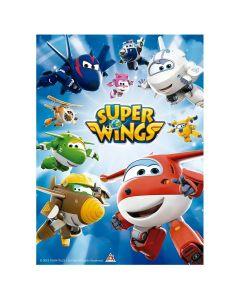 Quebra-Cabeça Super Wings 60 Peças 3325 Grow - Colorido