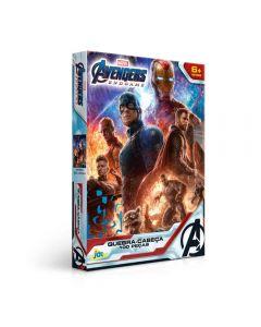 Quebra Cabeça Vingadores Ultimato 100 Peças Toyster - Colors