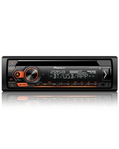 Rádio CD Player com Bluetooth DEH-S4280BT Pioneer - 1 DIN