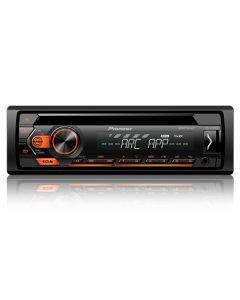 Rádio CD Player com USB DEH-S1280UB Pioneer - 1 DIN