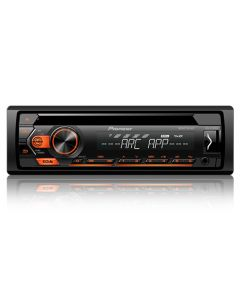 Rádio CD Player com USB DEH-S1280UB Pioneer - 1 DIN