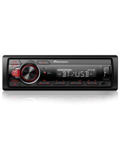 Rádio MP3 Player com Bluetooth MVH-S218BT Pioneer - 1 DIN