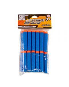 Refil de Dardos Havan - HBR0096 - Azul