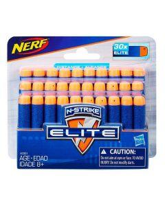 Refil de Dardos Nerf Elite 30 peças Hasbro - A0351