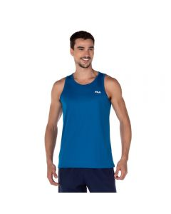 Regata Basic Sports Fila Azul Topazio