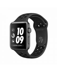 Relógio Apple Watch 42mm Nike+ Series 3 GPS - Cinza Espacial