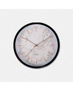 Relógio de Parede 30x4,3cm Concepts Life - Marmore