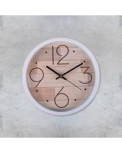 Relógio de Parede 30x4,3cm Concepts Life - Bege