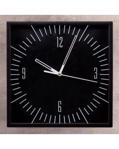 Relógio de Parede Milan Solecasa - Preto