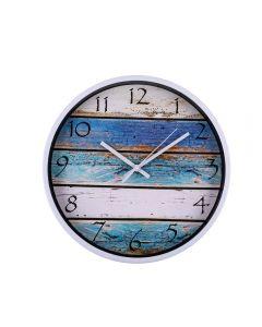 Relógio De Parede 30,5X4,2Cm Solecasa - Plástico