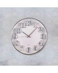 Relógio de Parede 30cm Concepts Life - Branco